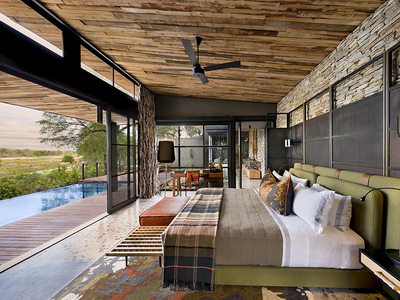 &Beyond Tengile River Lodge - Family Suite Greater Kruger National Park