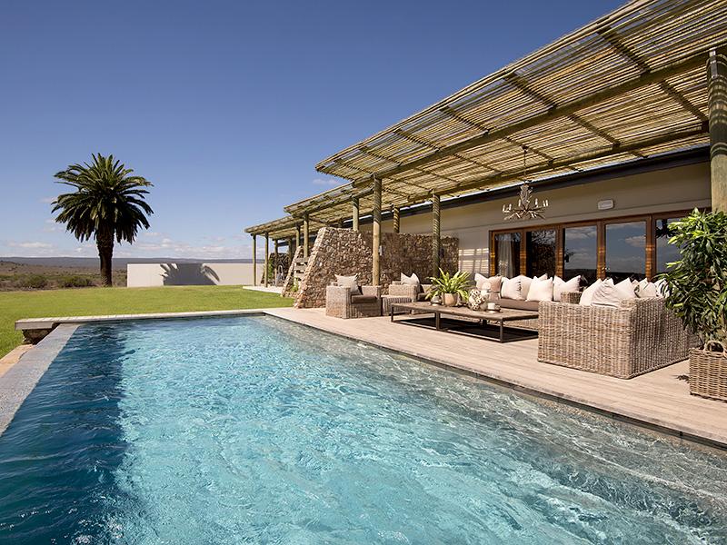 Kwandwe Fort House Eastern Cape