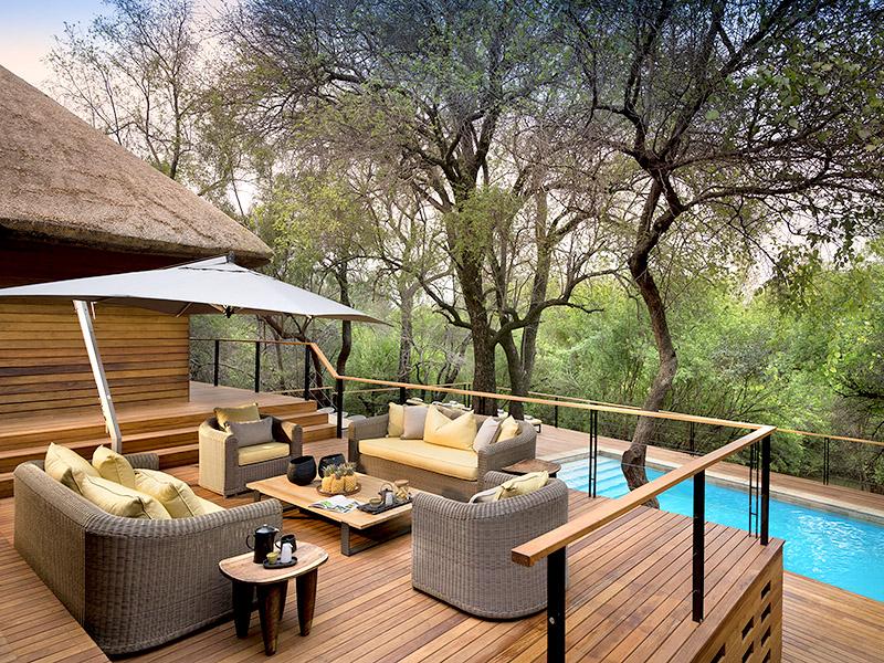 Morukuru River House Madikwe Game Reserve